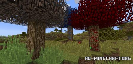 Скачать Sky Orchards для Minecraft 1.12.2