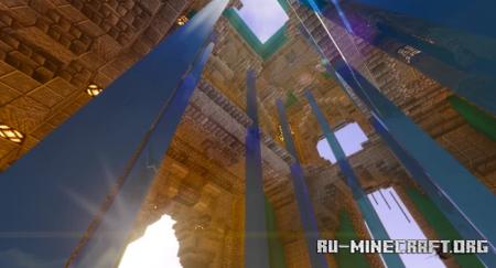 Скачать Never Ending Skies для Minecraft