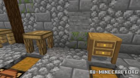 Скачать Smelters Forge для Minecraft PE 1.14