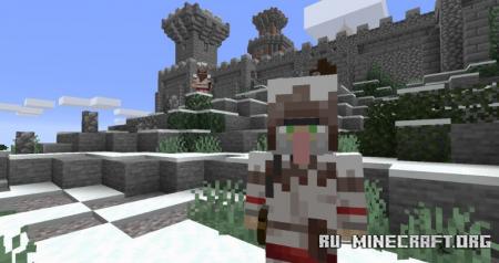 Скачать Wandering Trapper для Minecraft 1.15.2