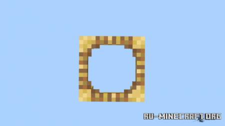 Скачать Eclipsed Bedrock [16x16] для Minecraft PE 1.14