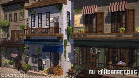 Скачать Cocricot для Minecraft 1.12.2