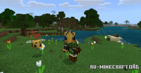 Скачать Elingo's Custom Mob Heads для Minecraft PE 1.16