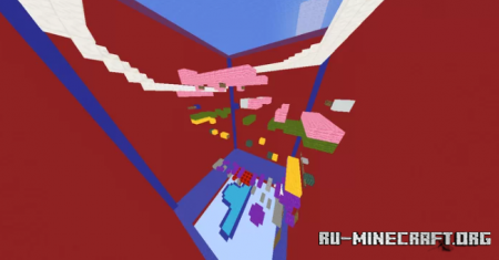 Скачать Tower Of Parkour by Arcell010 для Minecraft