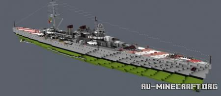 Скачать RN Duca degli Abruzzi для Minecraft