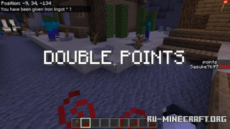 Скачать Call of Duty Zombies – Out West Mine V6 для Minecraft PE