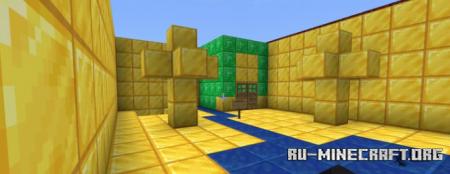 Скачать Find the Button by miltonson для Minecraft