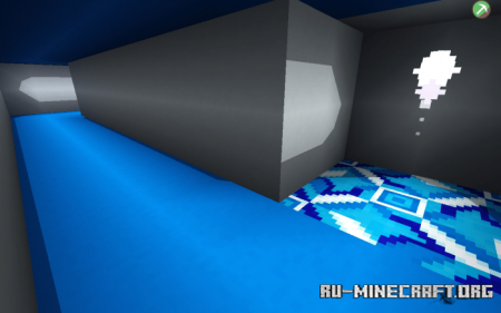 Скачать Three-Dimensional Labyrinth (Adventure) для Minecraft PE