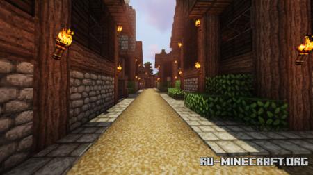 Скачать Village of a Siddiq для Minecraft