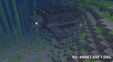 Скачать Turtles для Minecraft PE 1.14