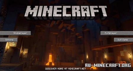 Скачать FancyMenu для Minecraft 1.15.2