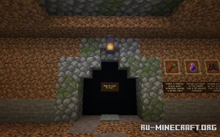 Скачать Graveyard Glutton для Minecraft