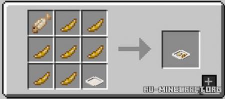 Скачать Delicious Dishes для Minecraft 1.15.2