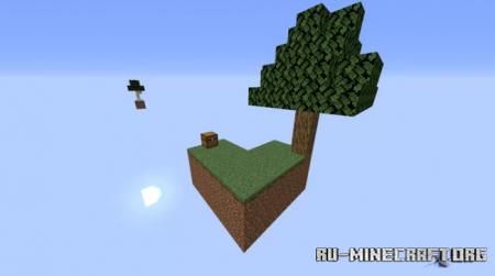 Скачать SkyBlock by Sushaak для Minecraft