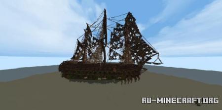 Скачать God Of The Seas (Phantom Version) для Minecraft