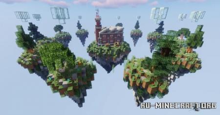 Скачать Factory (Skywars) для Minecraft