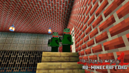 Скачать The House of The Dead 4 – Chapter 2 для Minecraft PE
