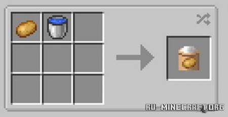 Скачать Japanese Food для Minecraft 1.15.2