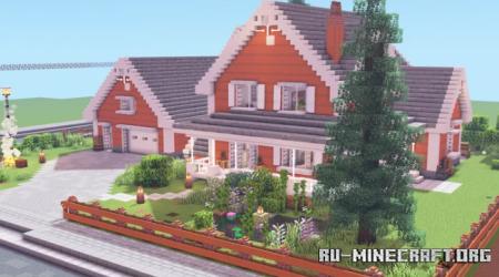 Скачать Home Sweet Home: Interior Decorators для Minecraft