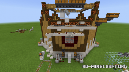 Скачать Capsule PVP - KitPVP для Minecraft PE