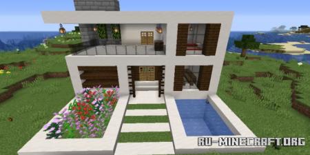 Скачать Casa Oi - Home Hi для Minecraft