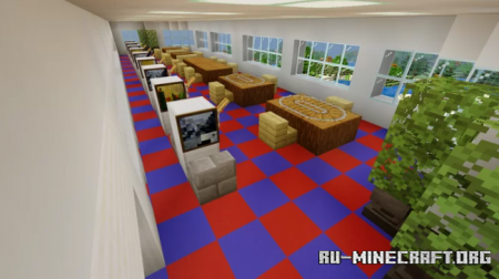 Скачать MS Castroma для Minecraft