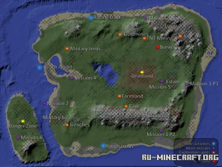 Скачать Aftermath для Minecraft
