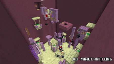 Скачать Mechanical-Section Parkour для Minecraft PE