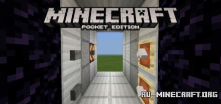 Скачать Working Ultimate Elevator для Minecraft PE
