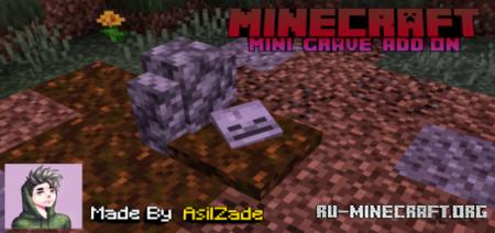 Скачать Mini Grave для Minecraft PE 1.16