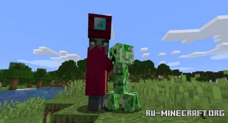 Скачать Enchant with Mobs для Minecraft 1.15.2