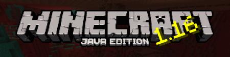 Лого Minecraft 1.16