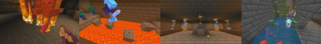 Скачать DUNGEONS – Minecraft MMO для Minecraft PE