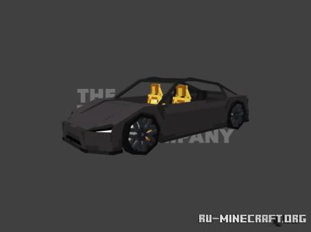 Скачать Nether Roadster для Minecraft PE 1.16