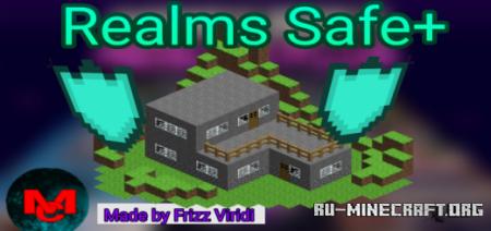 Скачать Realms Safe для Minecraft PE 1.14