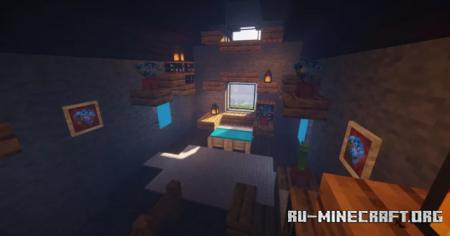 Скачать Cute Survival House для Minecraft