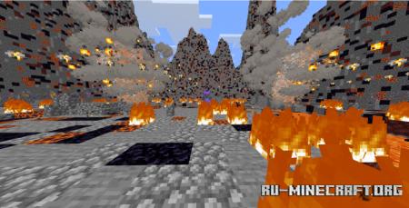 Скачать Eria: Volcanic Emperor Boss Fight для Minecraft PE