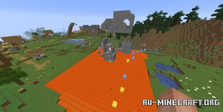 Скачать Super Parkour Course для Minecraft