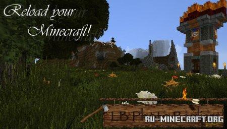 Скачать LB Photo Realism Reload [128x] для Minecraft 1.15