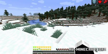 Скачать Health Overlay для Minecraft 1.16.1
