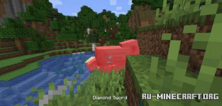 Скачать First-person Model для Minecraft 1.16.1