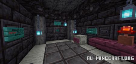 Скачать Find The Button: Nether для Minecraft PE