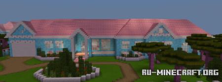 Скачать Sanjana's Neighbourhood для Minecraft PE