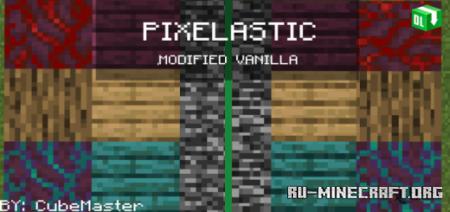 Скачать Pixelastic [32x32] для Minecraft PE 1.16