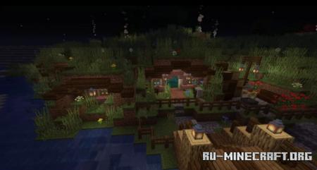 Скачать Hobbit Hole by BigBarksey для Minecraft