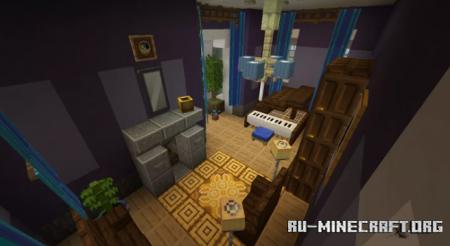 Скачать 1940 The Blue Lakes для Minecraft