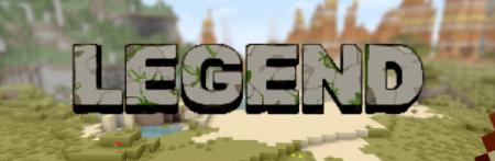 Скачать Lеgеnd для Minecraft 1.15