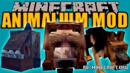 Скачать Animalium для Minecraft 1.16.1