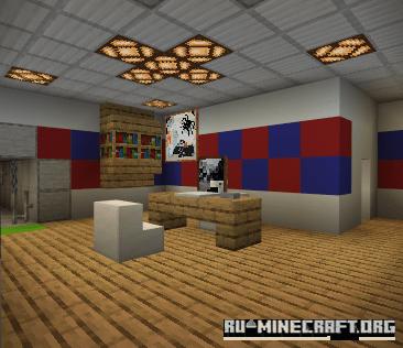 Скачать Five Nights at Mob's для Minecraft PE