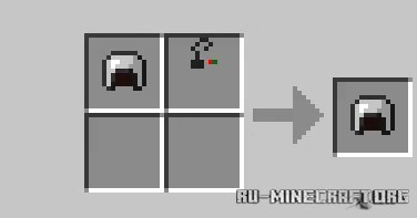 Скачать Auto Feeder Helmet для Minecraft 1.16.1